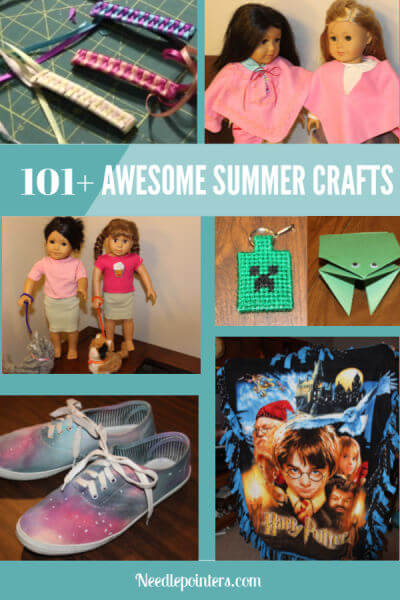101 Awesome Summer Activities for Kids
