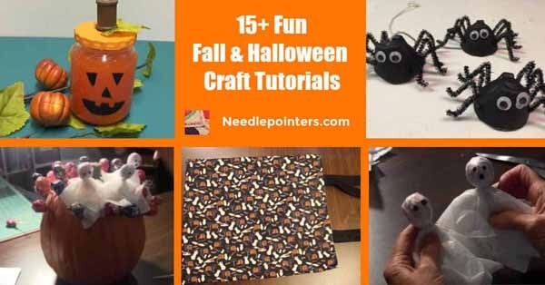 15+ Fall and Halloween Crafts Kids fb