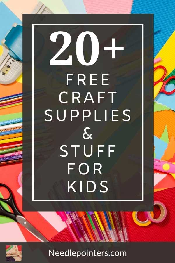 Free Samples and Stuff for Kids