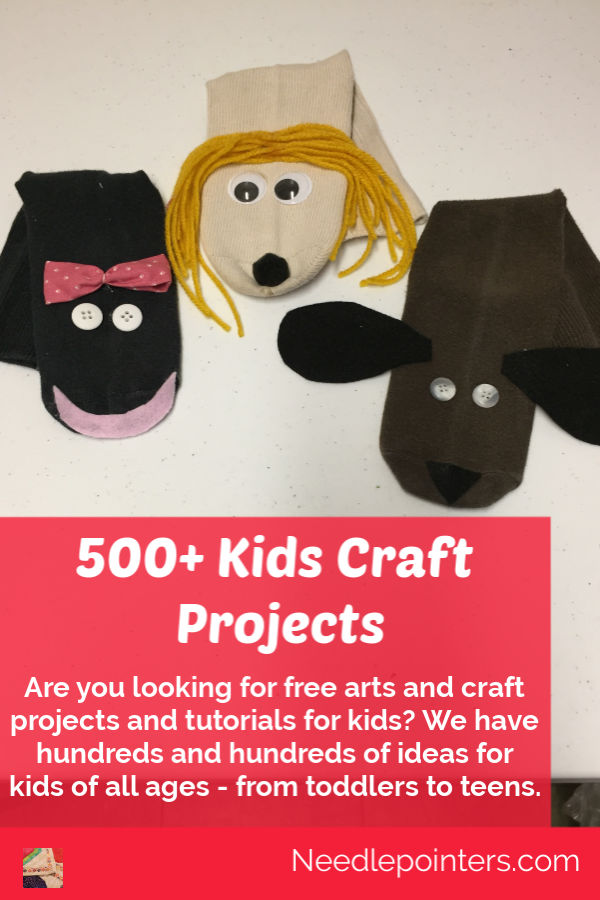 500+ Free Kid's Crafts