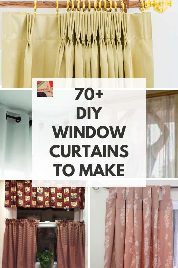 How to Make Window Treatments