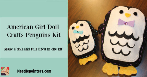 American Girl Doll Penguin Project