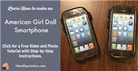 Doll Smart Phone - How to Make Doll Phone