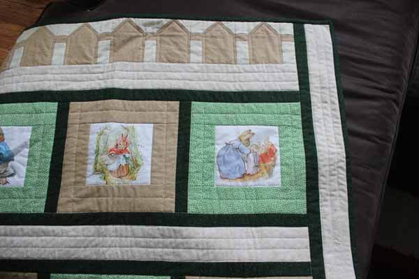 How to Make a Crib Quilt