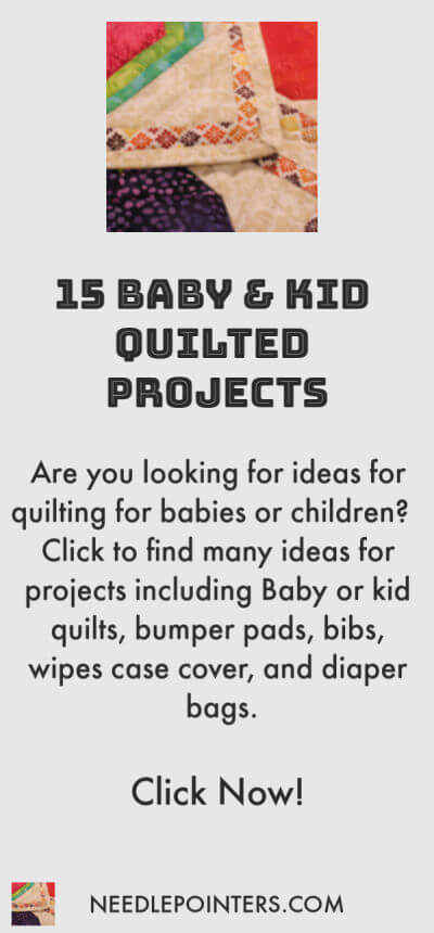 15+ BABY QUILT PATTERNS AND PROJECTS