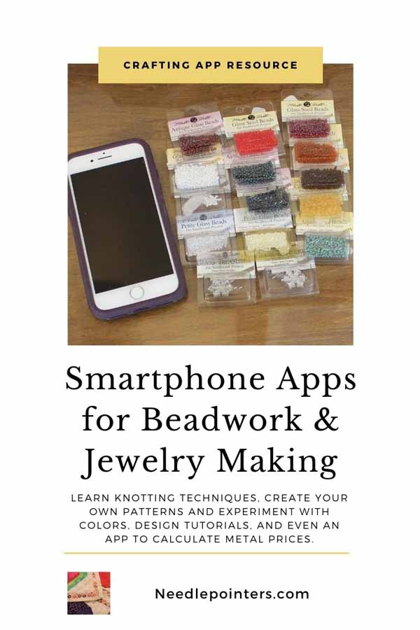 Beadwork & Jewelry Making Apps (iPhone, iPad)