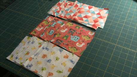 Beginner Quilt Series - Cut the Blocks - Cut Blocks