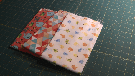 Learn to Quilt - Select Fabrics