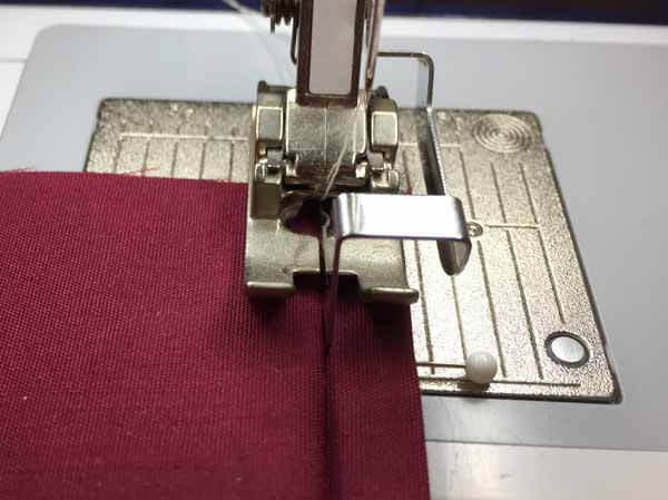 Blind Hem Stitch Tutorial - Ready to Sew