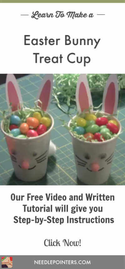 Easter Bunny Treat Cups