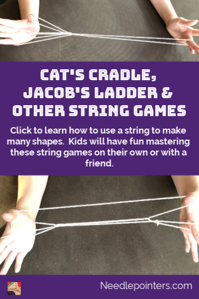Cat's Cradle & Other String Games