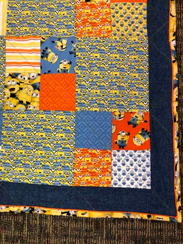 Charm Pack Quilt Pattern - Another Corner