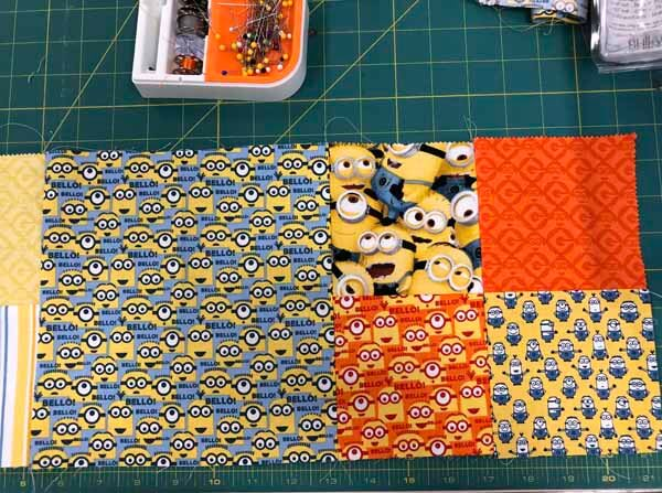 Charm Pack Quilt Pattern - Sew into Rows