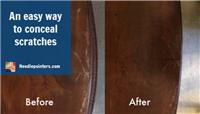 How to Repair and Conceal Furniture Scratches
