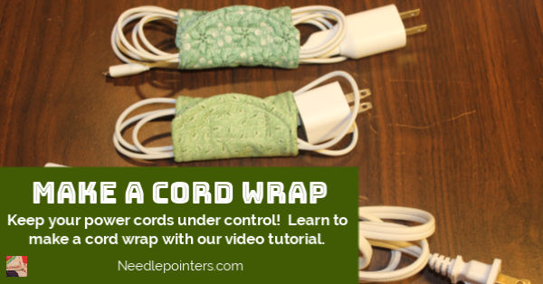 How to Make Cord Wrap - Fb