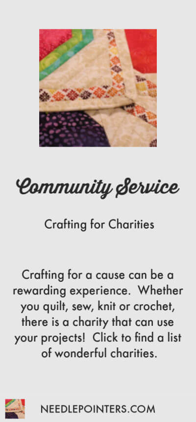 Crafting for Charities