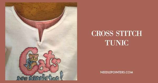 Cross Stitch Tunic