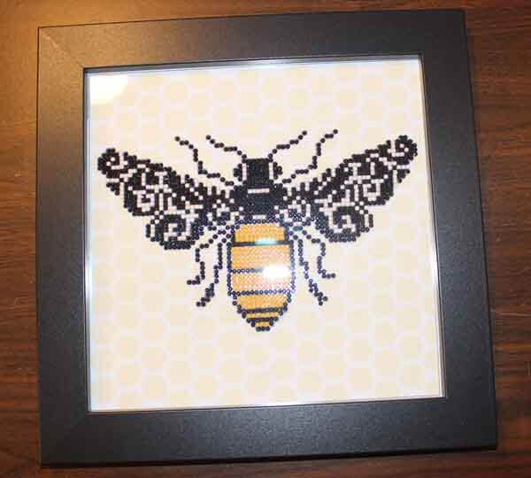 Diamond Art Kits - Bee