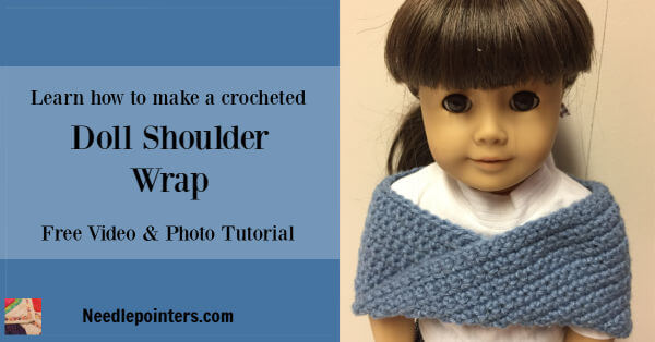 Doll Shoulder Wrap