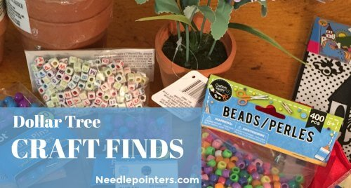 Dollar Tree Haul - Craft and DIY Supplies