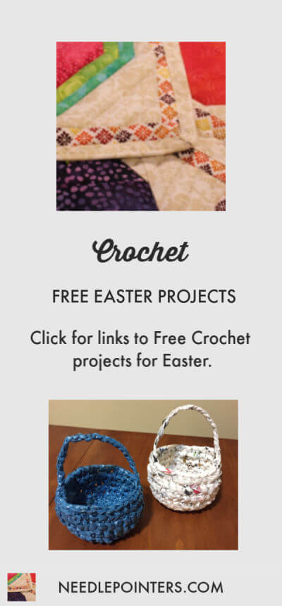 EASTER CROCHET PROJECTS