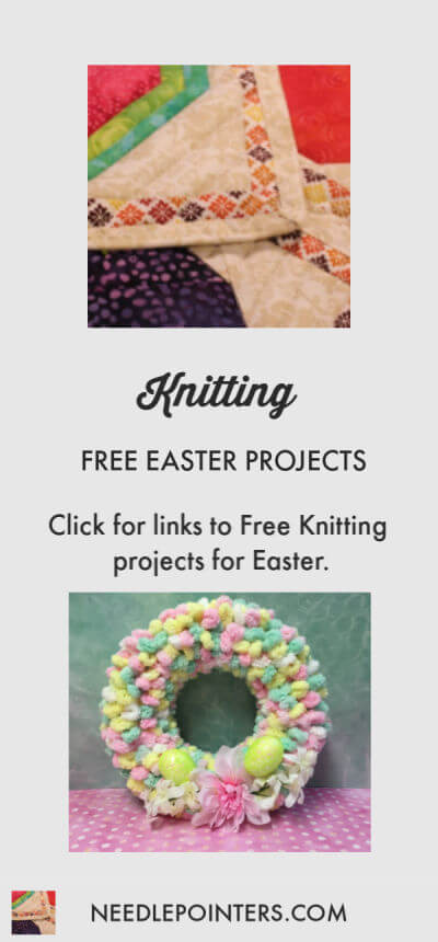EASTER KNITTED PROJECTS