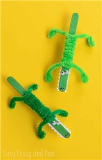 Crocodile Craft