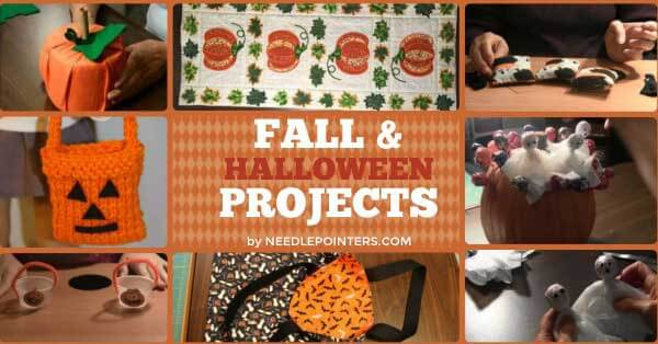 Fall and Halloween Projects Collage - fb