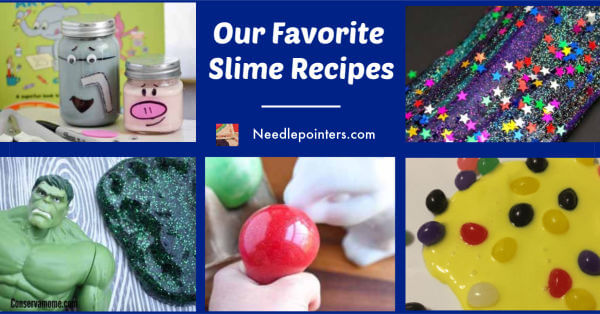 Our Favorite Slime Recipes - Fb