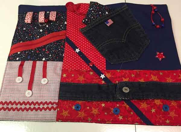 Fidget Quilts - Example 3