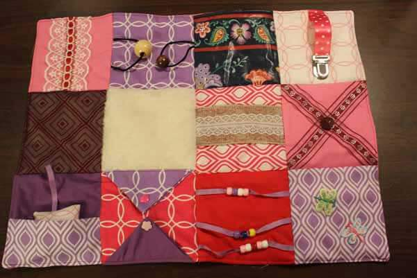 Fidget Quilts - Example 2