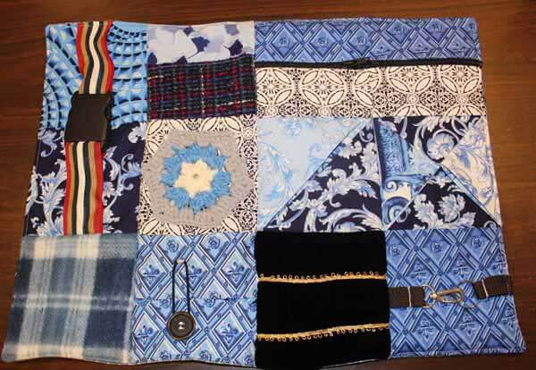 Fidget Quilts - Example 5