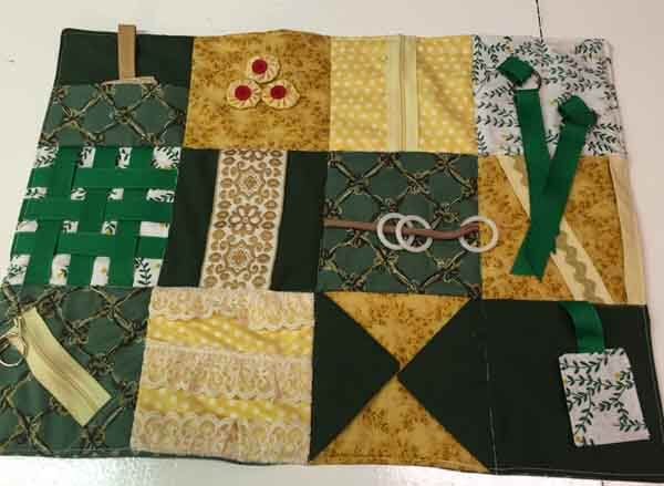 Fidget Quilts - Example 4