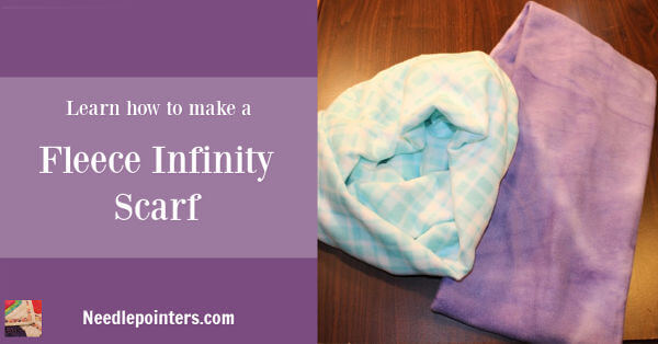 Infinity Scarf - Ad