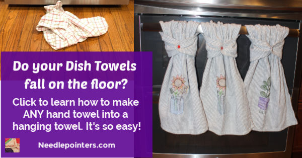 Hanging Hand Towels with Snaps - facebook 2