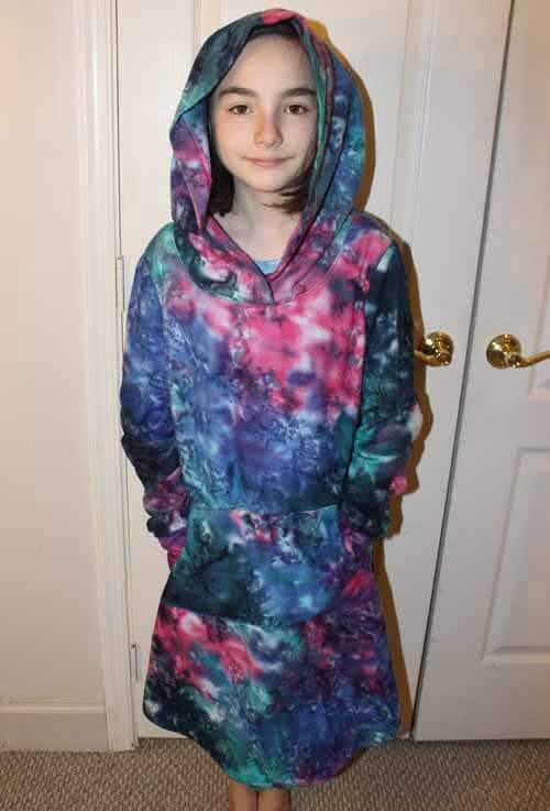 Hooded Nightgown