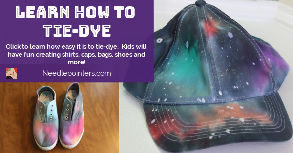 How to Tie-Dye - fb