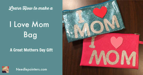 I love Mom Bag