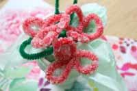 Borax Crafts: Making Borax Crystal Flowers
