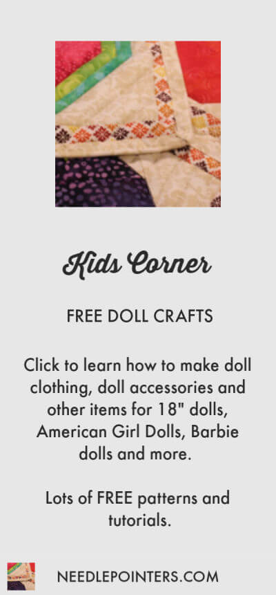 DIY Doll Crafts