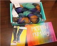 Knitcrate July Monthly Subscription Package and Review