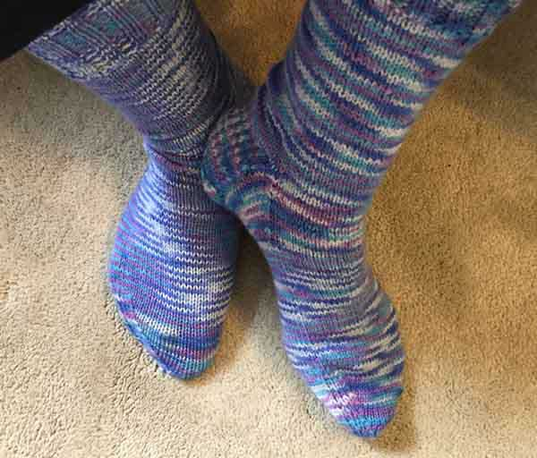 Knitcrate Knitted Socks