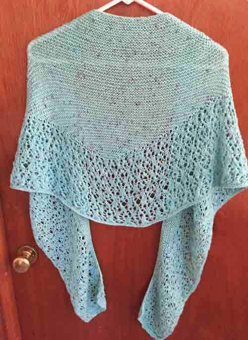 Knitcrate Shawl
