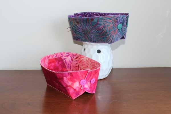Lazy Girl Designs Button Boats - On Pedestal