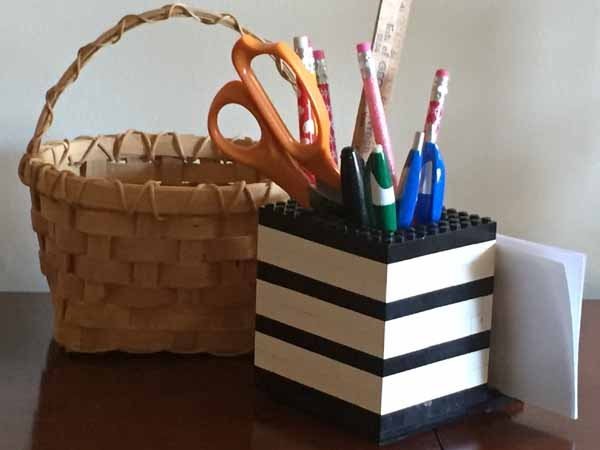 LEGO Pen and Pencil Holder