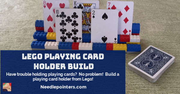 Lego Playing Card Holder Facebook