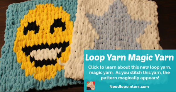Loop Yarn Magic Yarn - fb