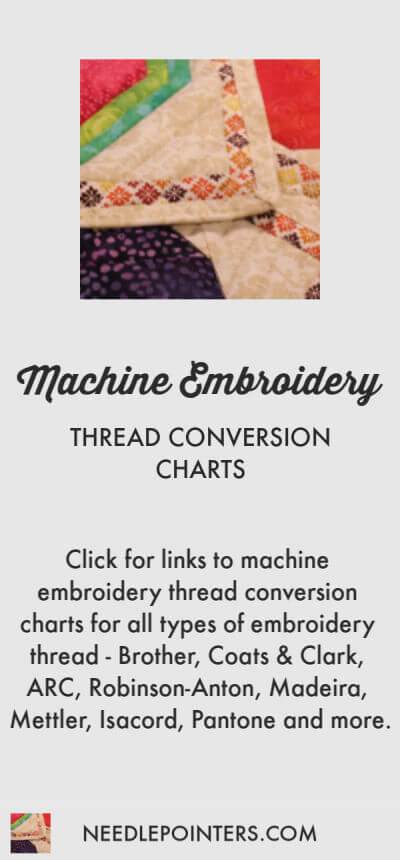 Thread - Conversion Charts