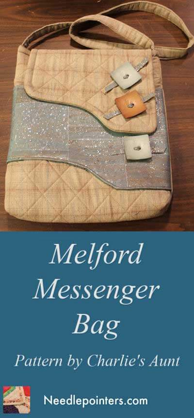 Melford Messenger Bag Project