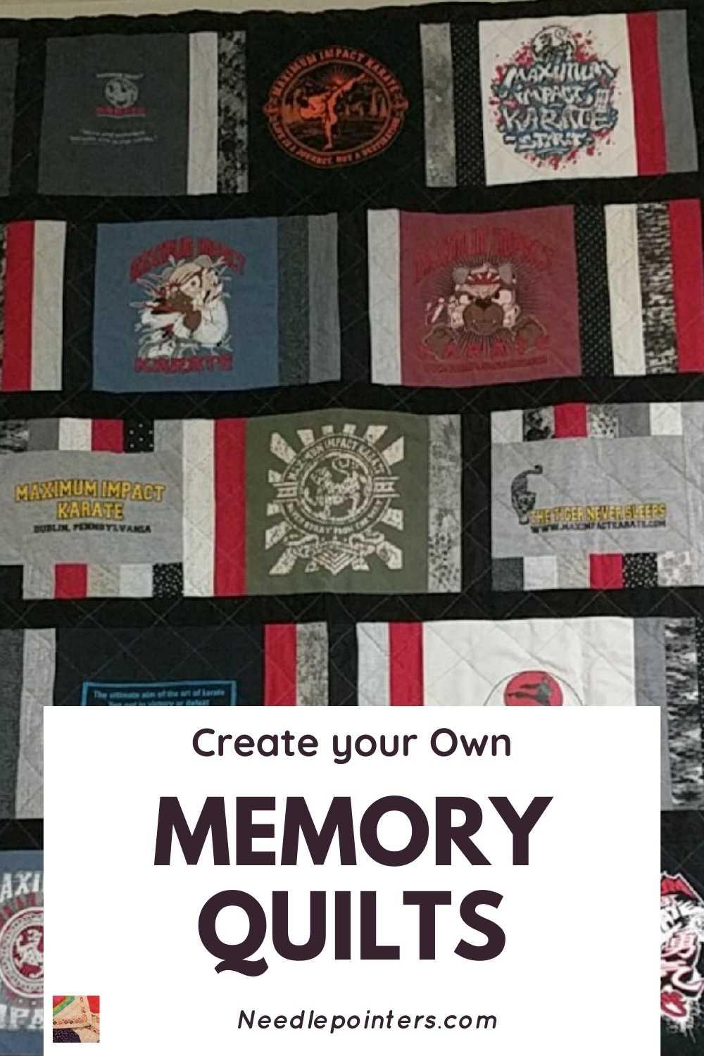 Memory Quilts: Wrap Up In A Warm Blanket of Memories